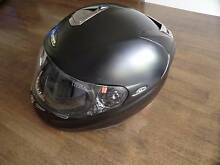 RJAYS Striker Motorcycle Helmet  - Matte Black - Large Size Redcliffe Belmont Area Preview