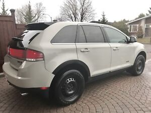 Ultra Mint Lincoln Mkx Awd 2007 1 Taxes