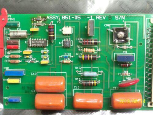 ROFIN SINAR ASSY 851-0509-01 SHUTTER POWER SUPPLY