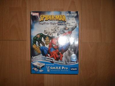 V.Smile Pro Lernspiel Spider-Man NEU gebraucht kaufen  Wuppertal