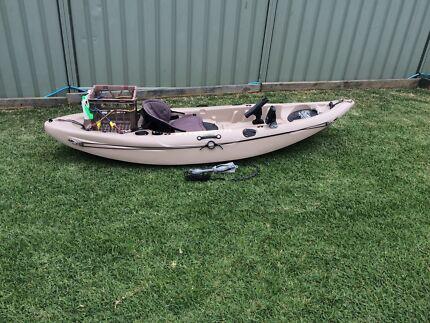 Fishing Kayak  Warners Bay Lake Macquarie Area Preview