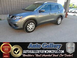 2016 Nissan Rogue S AWD *Back up Cam