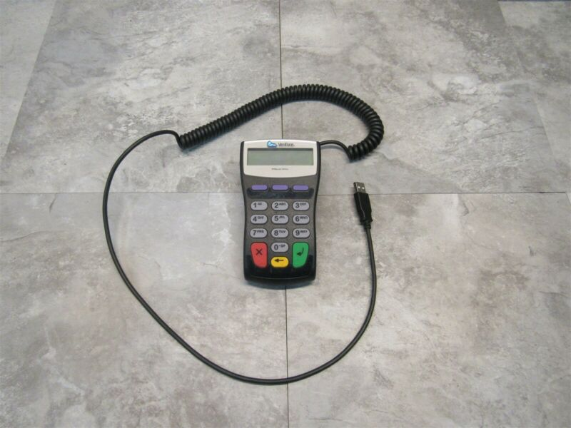 VERIFONE PINPad 1000SE Credit Card Payment Terminal USB PinPad P003-190-02-WWE-2
