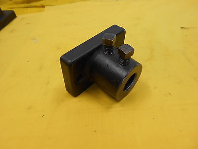 Turret Lathe Tool Holder 1 Hole X 2 78 Centers X 1 78 Shoulder