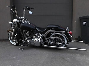 2009 Stage 3 heritage softail