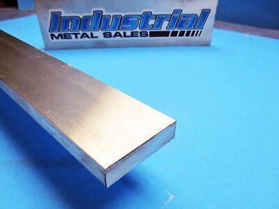 12 X 2 6061 T6511 Aluminum Flat Bar X 12-long--.500 X 2 6061 Mill Stock