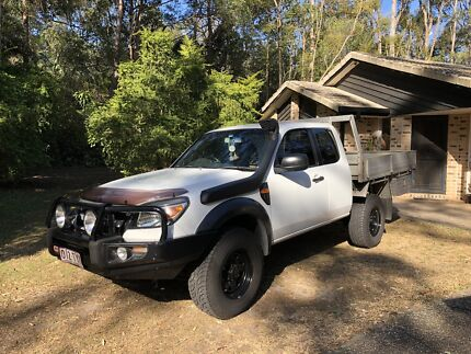 FORD PK RANGER Warner Pine Rivers Area Preview