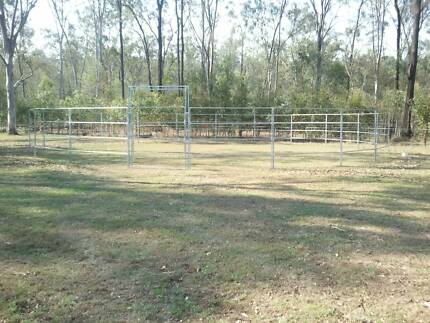 Round Yard for Horses Thomastown Whittlesea Area Preview