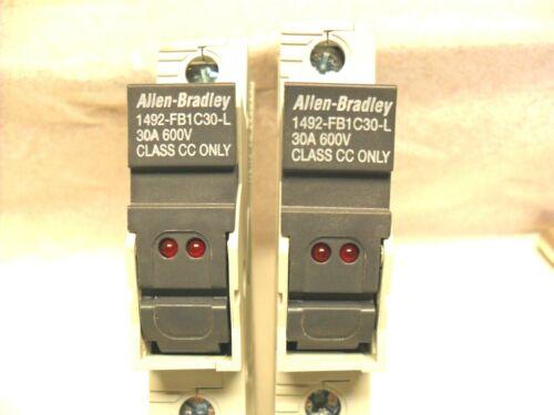 qty 2 -  Allen Bradley 1492-FB1C30-L