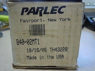 Parlec B40-02mt1 2 X 1-34 X 1-34 Bt-40 Morse Taper Holder Usa 1a-a0012