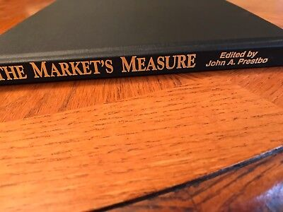 The Market Measure Edited By John A  Prestbo  Book  Dow Jones Industrial Average