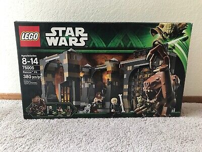 LEGO Star Wars Rancor Pit (75005) - Brand New and Sealed
