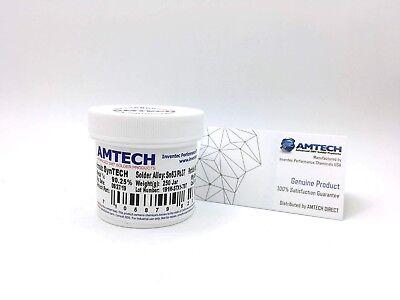 Amtech Sn63pb37 T3 No-clean Solder Paste 250g Jar Syntech