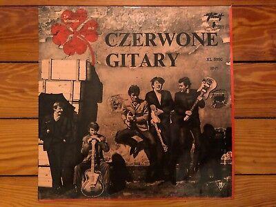 Czerwone Gitary – To Właśnie My 1966 Mono Pronit XL 0350 Jacket/Vinyl NM-