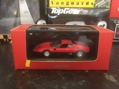 IXO Ferrari 512BB 1976 Red 1/43 MIB