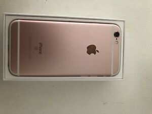 Iphone 6S RoseGold