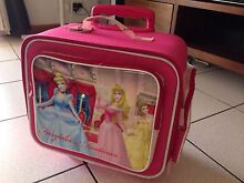 Princess suitcase Caringbah Sutherland Area Preview