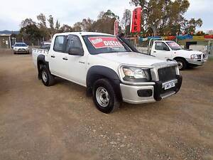 2006 Mazda BT-50 DUAL UTE 4/4 Mansfield Mansfield Area Preview