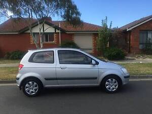 Cheap Getz 2004 RWC and 6 month REGO  $4,300 Reservoir Darebin Area Preview