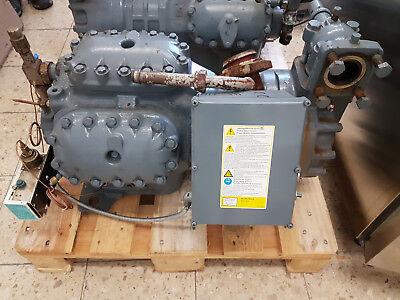 DWM Copeland D6SH Kältekompressor Klimakompressor Kälteverdichter