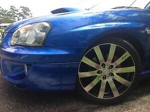 5x100 18 inch wheels Dodge, Audi, Volkswagen, Toyota, Subaru. Belrose Warringah Area Preview