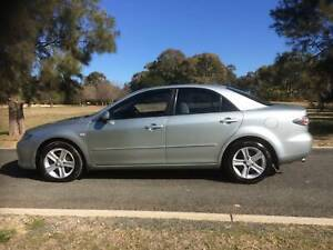 Today's special 2005 Mazda6 CLASSIC Automatic Sedan with 167,000 KLMS Mitchell Gungahlin Area Preview