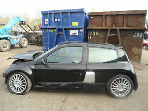renault clio sport parts ebay. Black Bedroom Furniture Sets. Home Design Ideas