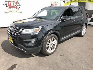 2016 Ford Explorer Limited, Leather, 3rd Row Seating, 4*4
