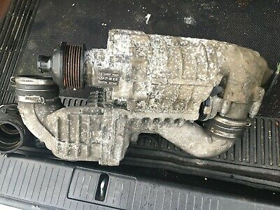 MERCEDES C CLASS W 204 KOMPRESSOR SUPERCHARGER 2710902680
