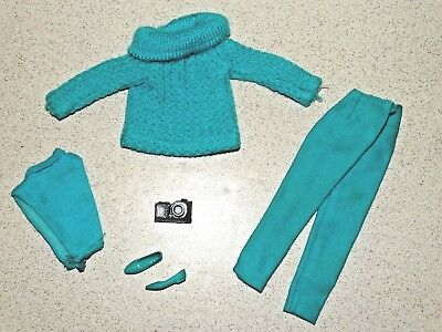 Barbie:  VINTAGE Complete SEARS PHOTO FASHION Outfit!