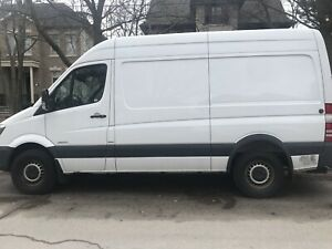 Mercedes Benz 2015 - sprinter 2500 Van