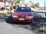 Burgandy Ford Falcon  Saffire 1998 great condition Campbelltown Campbelltown Area Preview