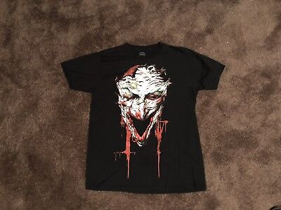 The Joker New 52 T-Shirt DC Detective Comics Batman ()