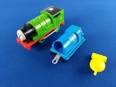 Trackmaster REAL STEAM PERCY (2014) / Motorized Thomas & Friends 2000s VGUC
