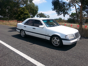 Hi I'm Mercedes C180 esprit looking for a new home European luxur Heyfield Wellington Area Preview