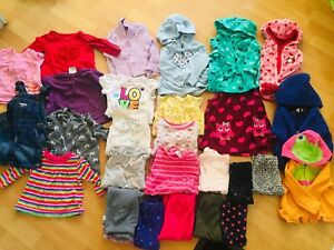 12 month baby girl lot