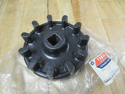 YAMAHA OEM - WHEEL SPROCKET 1 - ENTICER INVITER EXCEL  SNOWMOBILE for sale  Shipping to Canada
