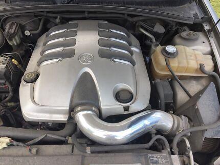 Holden V8 LS1 Engine 5.7Litre GEN 3 Motor 92,000 Kilometres - $1700