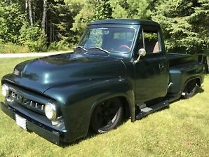 53 Ford F100