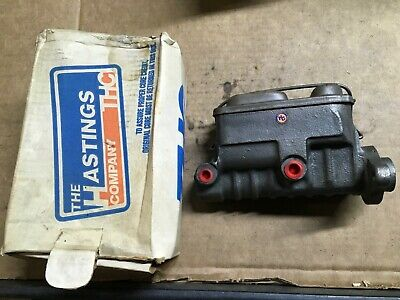 The Hastings Company Remanufactured Brake Master Cylinder MC 1863
