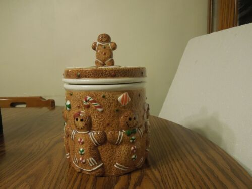 "Style by Lava Gingerbread 9"" Cookie Jar rubber seal"