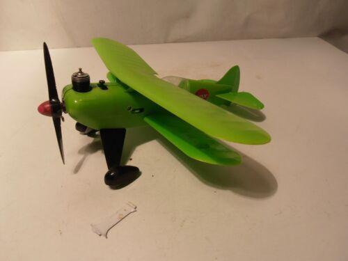Cox .020 Pitts Green Bi-Plane