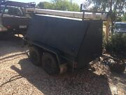 8x5 tandem tool trailer Daylesford Hepburn Area Preview