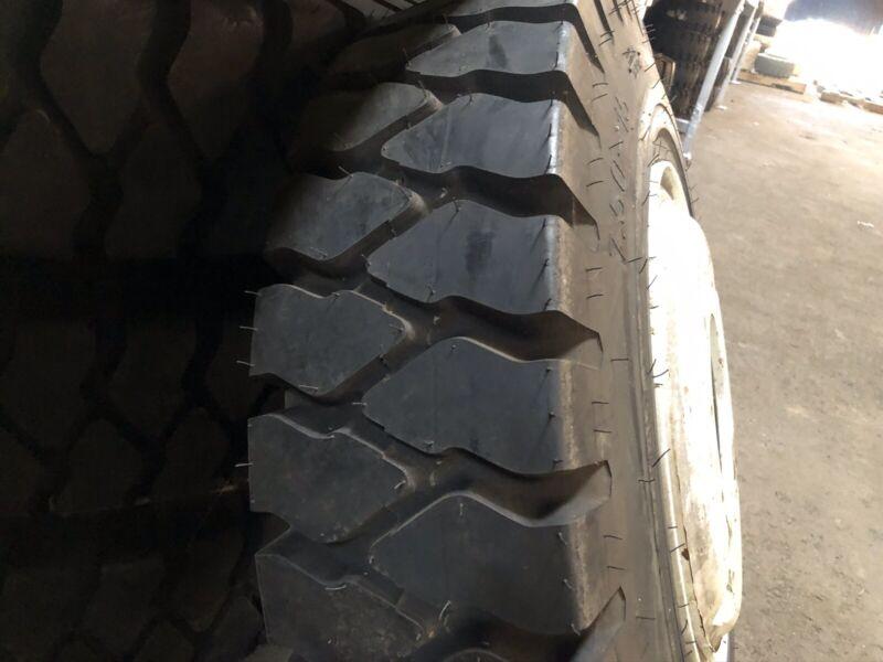 7.50-15 Kumho Pneumatic Tire & Rim 6.50-15 Forklift Tires NashFuel