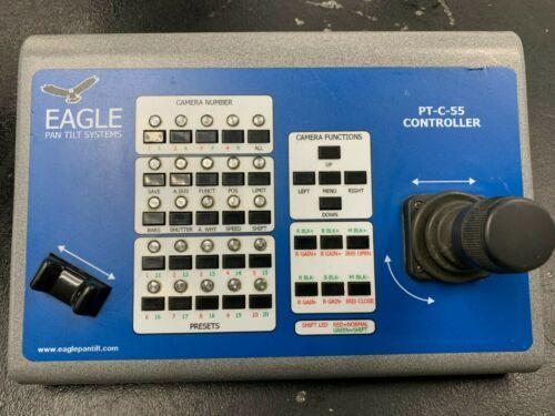 eagle pt-c-55 pan tilt controller  pt-c55