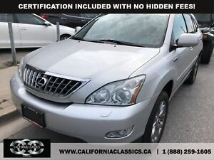2009 Lexus RX 350 NAV! LEATHER! SUNROOF! - 4X4