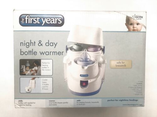 The First Years Night & Day Bottle Warmer and Cooler