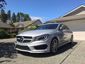 2016 Mercedes-Benz CLA 250 4matic Lease Takeover