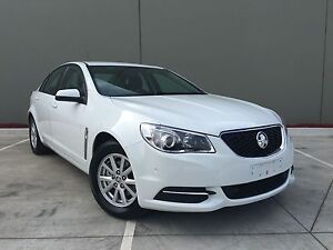 2015 Holden Commodore VF Evoke White LPG 6 Speed Sports Automatic Campbellfield Hume Area Preview