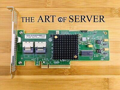 IBM M1115 LSI 9210-8i (=9211-8i) 6Gbps SAS HBA P20 IT Mode ZFS FreeNAS unRAID